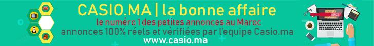WWW.CASIO.MA | Trouvez la bonne affaire Petites annonces gratuites au Maroc - https://casio.ma/